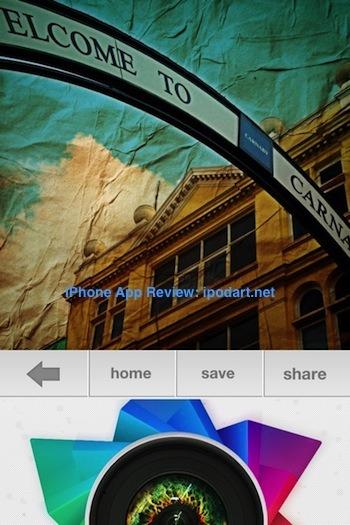 ColorMania FX 컬러매니아 아이폰 사진 효과 필터