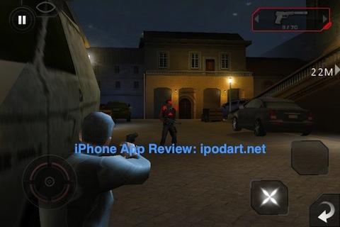 아이폰 아이팟터치 슈팅게임 스프린터쎌 Splinter Cell Conviction