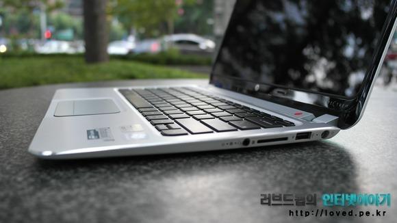 HP 엔비 스펙터XT 인터페이스