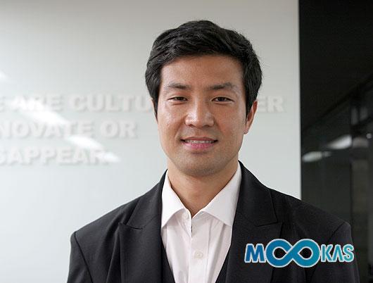 태권도 선수에서 한국을 대표하는 스포츠 외교관으로 성장한 문대성 IOC선수위원(동아대 교수).