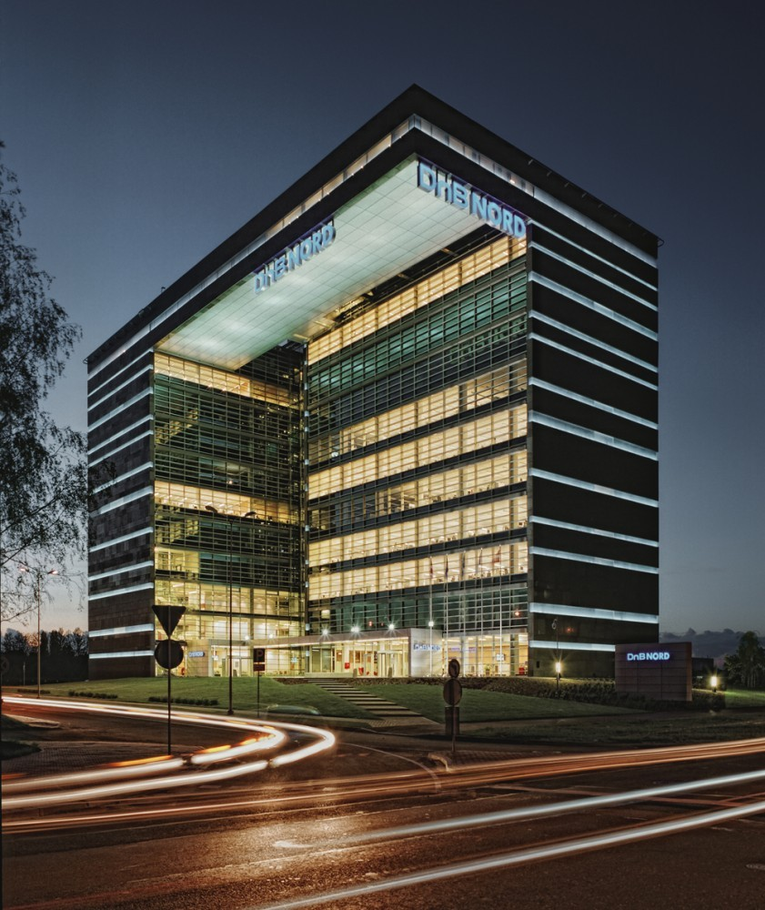 office building architecture. [ Audrius Ambrasas Architects ] DnB NORD Office Building :: 5osA: [오사] Architecture