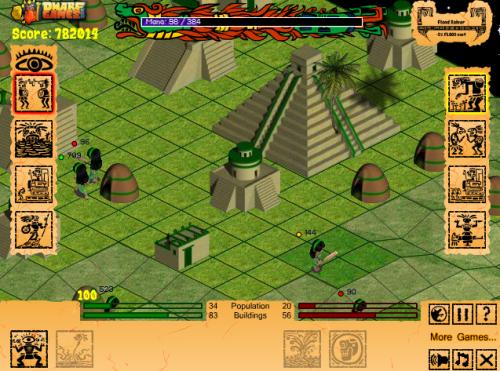 Aztec God Game 02