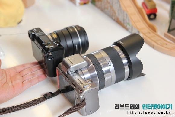 미러리스 카메라, 소니 알파, 소니, 알파, NEX-7, NEX-7 후기, NEX