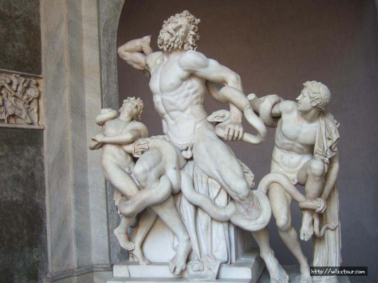 '라오콘' 조각상