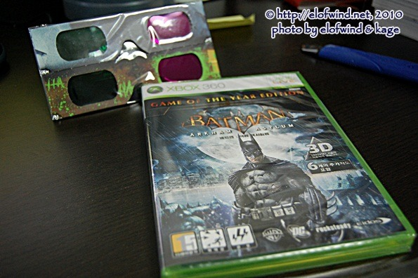 .. BATMAN AA GOTY EDITION