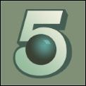 5 in a row – Windows® Developer Preview에 포함된 오목 게임