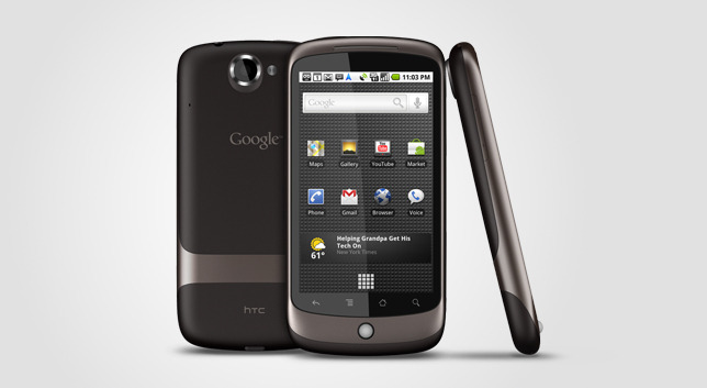 Google사의 Nexus One