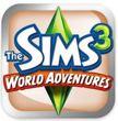 아이폰 아이팟터치 게임 심즈3 월드 어드벤처 The Sims 3 World Adventures