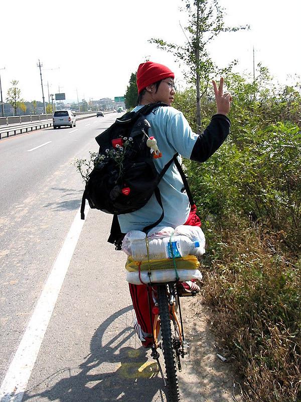 자전거로 달리자 - 3일차 ① ▷ 충청도 : 1714A64B513BA4DA3327C9