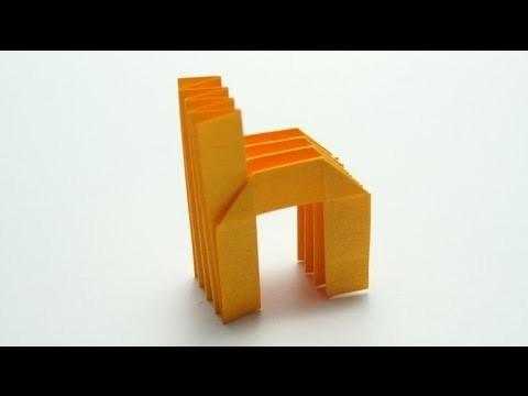 알파벳 소문자 h 에이치 (Jo Nakashima) 종이접기 동영상