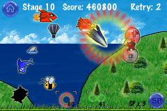 """""""Shooting Stone"""" Mobile Game for iPhone/iPod Review"""