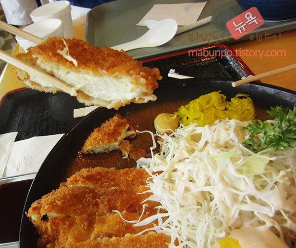 마번포의 뉴욕이야기 :: [뉴저지] Mitsuwa 미쯔와 푸드코트에서 점심