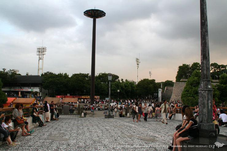 오사카조홀 조홀