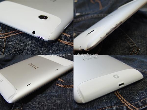 7인치 태블릿 HTC Flyer 4G