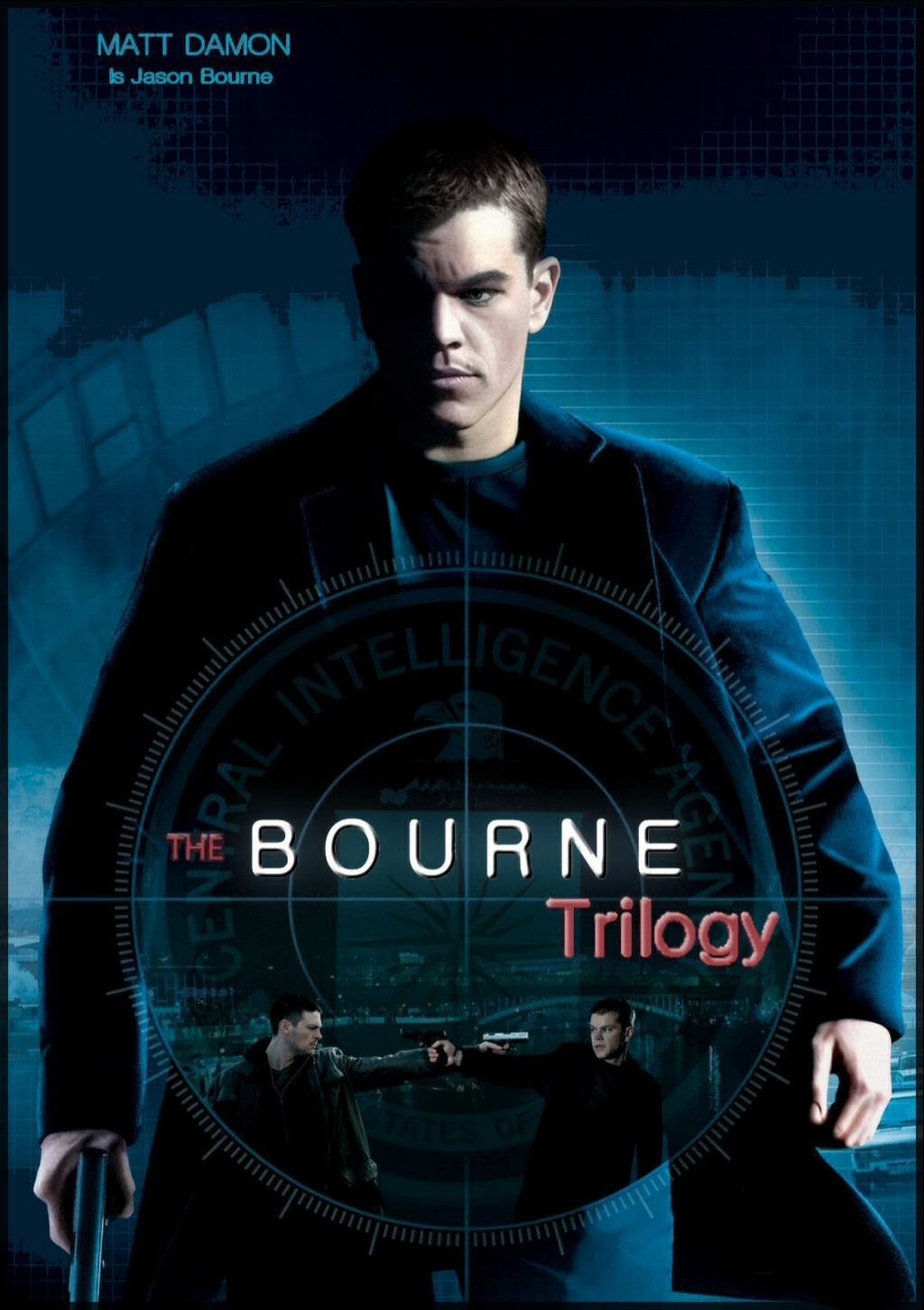 Moby - Extreme Ways / The Bourne Trilogy OST