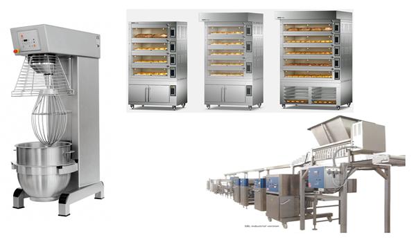 베이커리 제빵 기계