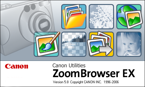 ZoomBrowser EX logo