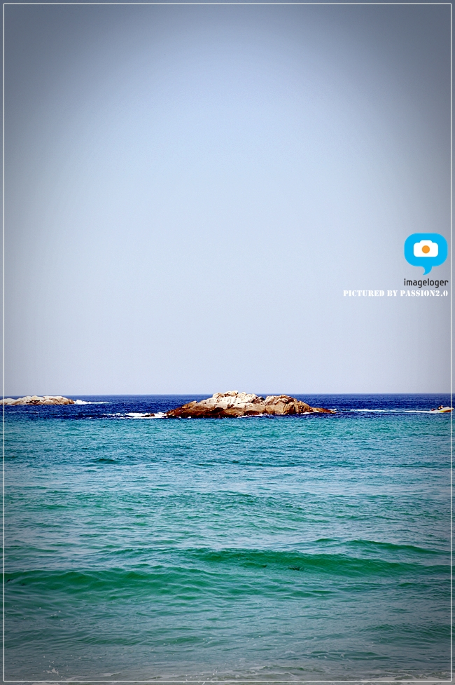 [HMX-Q10] 경포해수욕장의 바다를 기분따라 즐기다.