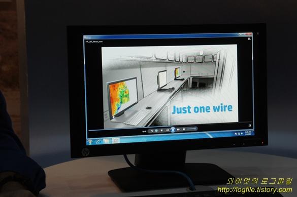 HP onewire t410 AIO
