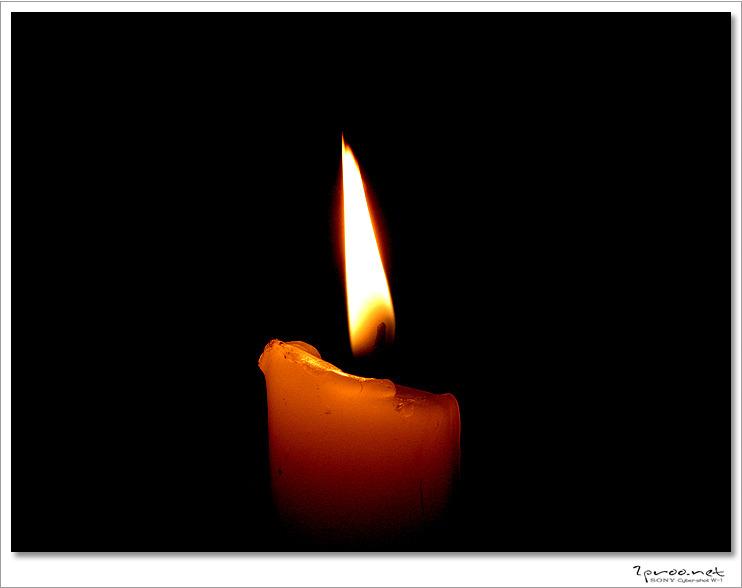 야경, 야경사진, 촛불, 촛불 사진, 촛불 이미지, 촛불사진