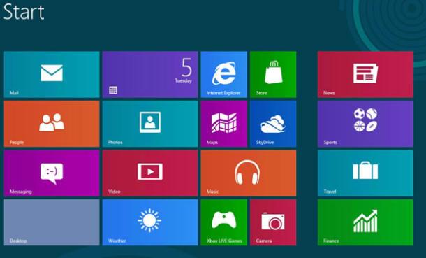 Windows 8 - 윈도우8