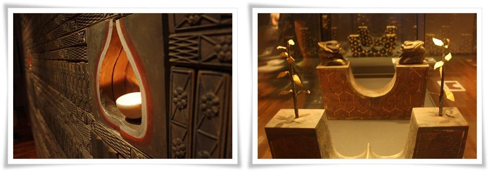 공주 여행, 공주박물관, 대백제전, 백제 유물