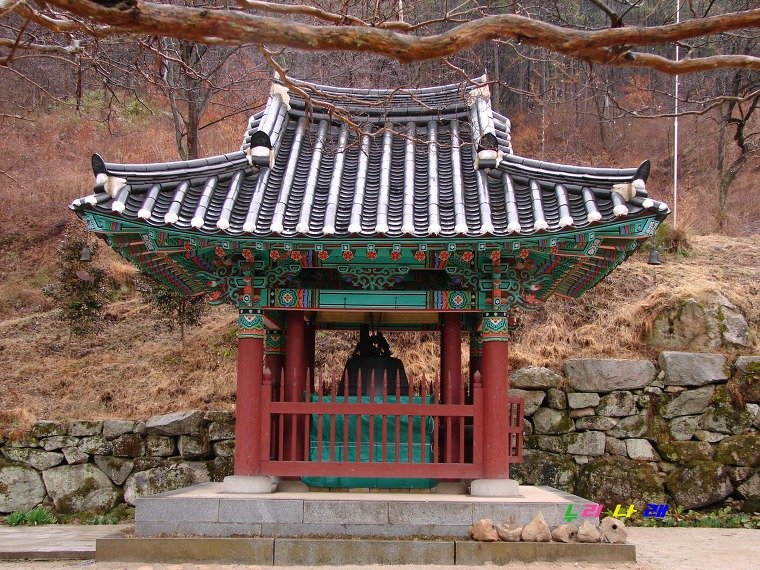정읍 보림사 종각