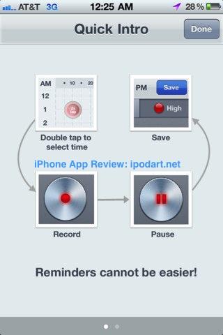 EZBuzz 아이폰 음성녹음 할일 관리