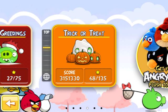 angry birds na bada 1.1