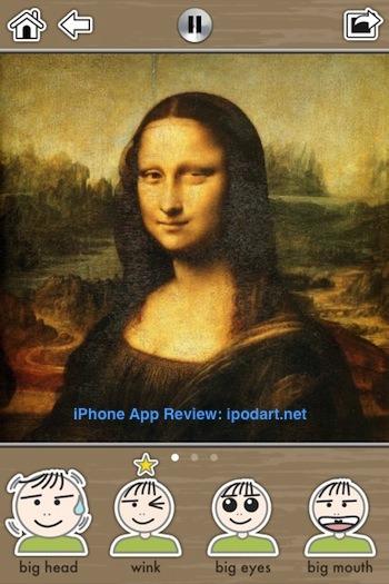 LiveFace - the photo animator 아이폰 애니메이션 만화 모션 사진
