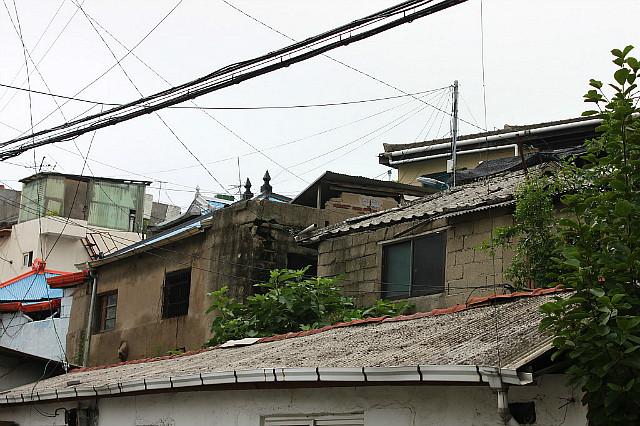 목포가볼만한곳, 목포여행, 통영동 피랑마을, 동명동 77계단2