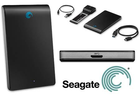 seagate 블랙아머 PS110 USB 3.0 툴킷 (BlackAmor PS110 USB 3.0 portable external hard drive performance kit)