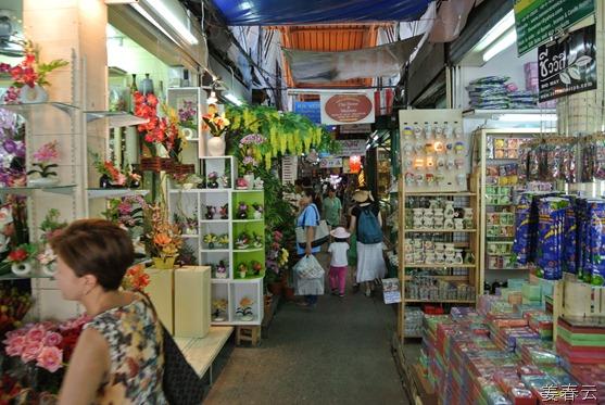 2012-05-04-14h51m43 강준휘,강재인,문선미,강춘운_태국여행-평일에 방문한 태국 방콕의 짜뚜짝 주말 시장(Chatuchak Weekend Market)은 평일에도 볼거리가 가득