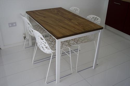 테이블 사진