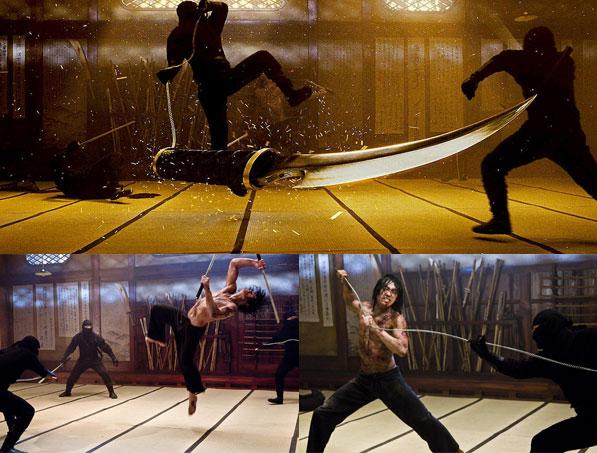 닌자 어쌔신 (Ninja Assassin)