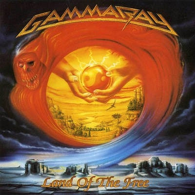 Love Letter :: [Gamma Ray - Time to break Free ]메탈의