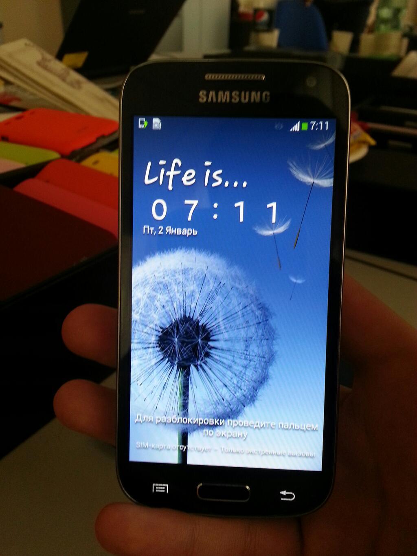 갤럭시S4 미니 (Galaxy S4 mini)