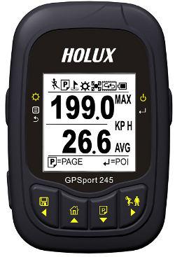 Holux의 GPSport 245