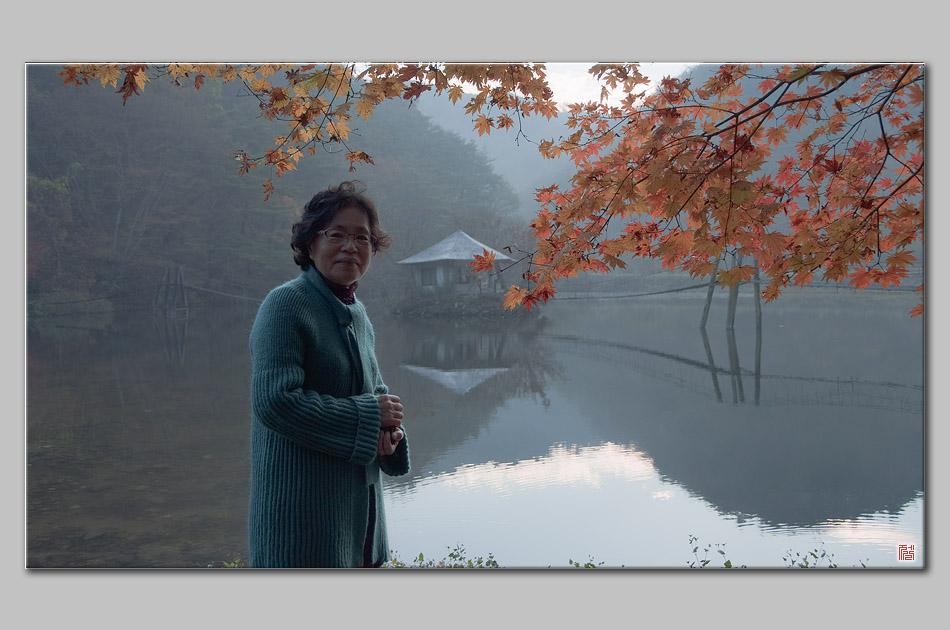 [Fuji 5pro] 아내의 아침 _ 일일레저타운