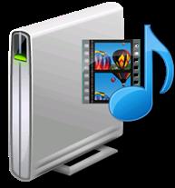 홈 그룹의 다른 컴퓨터와 멀티미디어를 공유할 수 있습니다.