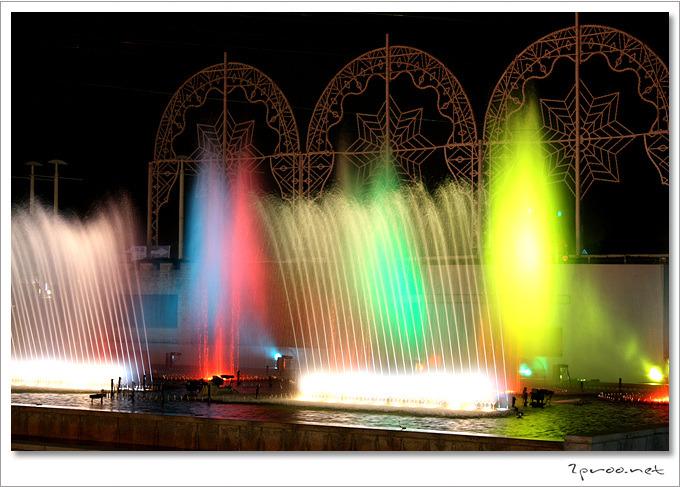 대전엑스포 음악분수쇼, 루미나리에 축제, 세계 맥주 페스티벌