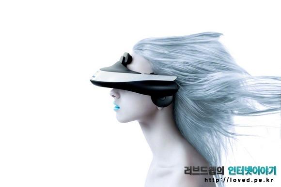 니 퍼스널 3D 뷰어 HMZ-T1