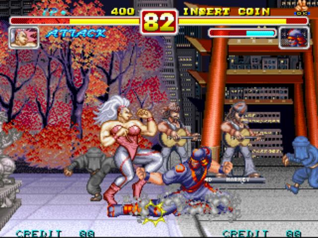 Power Instinct 2 - Fighting - 1994 - Atlus :: free mame rom