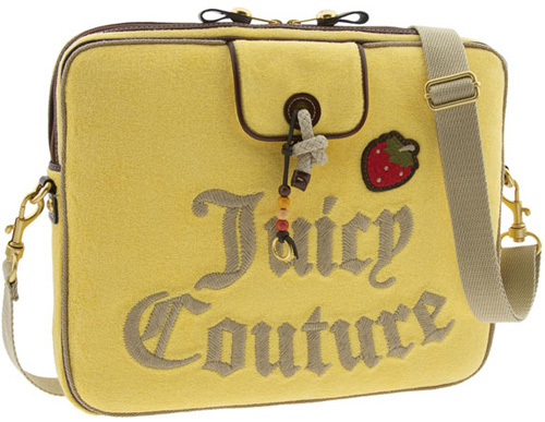 노트북 가방 Juicy Couture 'Strawberry Fields' Laptop Sleeve
