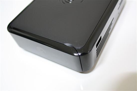 씨게이트 고플렉스 TV HD 미디어 플레이어 디자인 외형