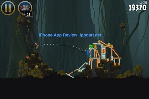 Angry Birds Star Wars 아이폰 퍼즐 게임 앵그리버드 스타워즈