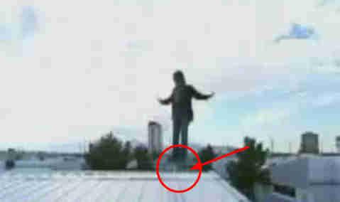 실제 공중부양 ( levitation ) 동영상 2