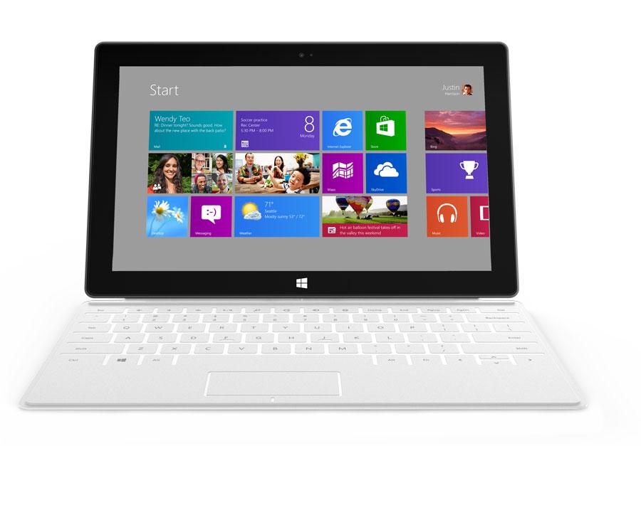 MS 태블릿 서피스