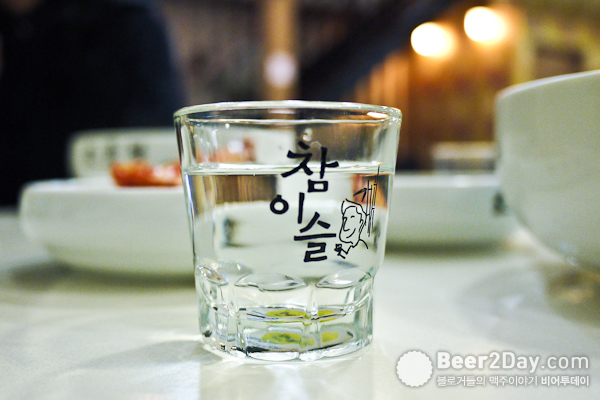 [잠실 맛집] 반주와 함께한 고기 국물 칼국수, 안동국시 전문점 '소호정'