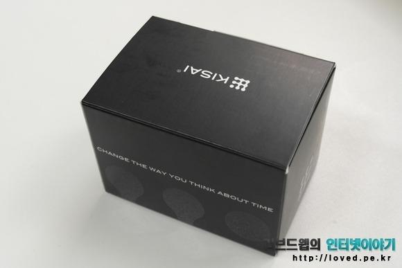 도쿄플래시 재팬 Kisai RPM SS LED Watch 블루 LED 패키지 박스